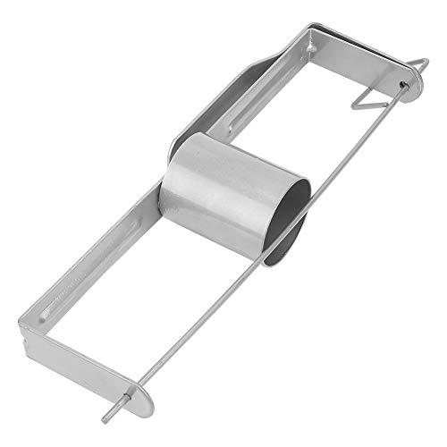 LANTRO JS - Dispensador de cinta adhesiva, Carrete de cinta para paneles de yeso de hierro, soporte de cinta, soporte de cinta de papel, Pistola dispensadora de cinta de embalaje