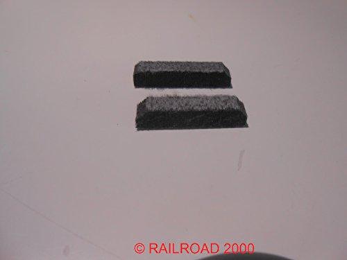 Märklin 106291 2x Ersatzfilze für Schienenreinigungswagen 46042 oder 46049