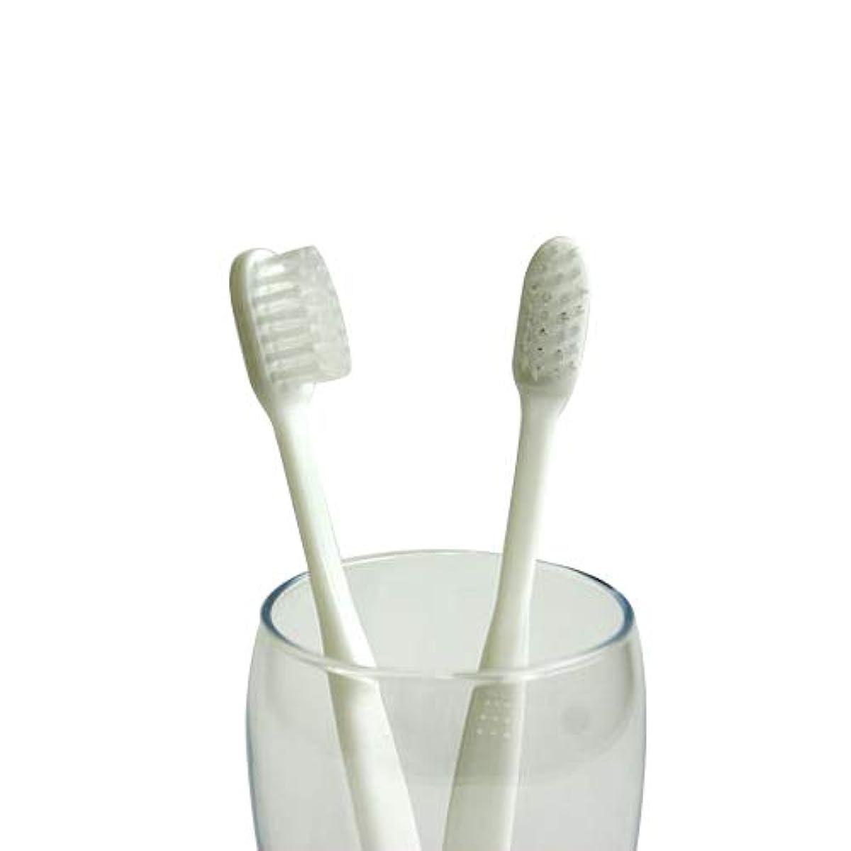 民間裁判所成長する業務用使い捨て歯ブラシ(ハミガキ粉無し) 100本入り│口腔衛生用 清掃用 掃除用 工業用 ハブラシ はぶらし