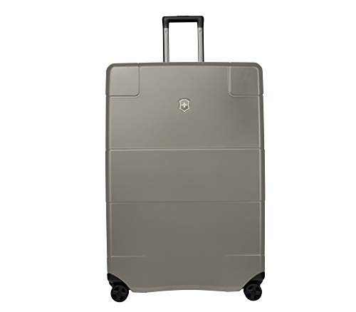 Victorinox Lexicon Hardside Expandable Spinner Luggage, Titanium, Checked-Extra Large (31')