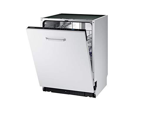 Samsung DW60M5050BB lavavajilla Totalmente integrado 13 cubiertos A+ - Lavavajillas (Totalmente integrado, Tamaño completo (60 cm), Negro, Tocar, Condensación, Canasta)