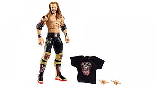 WWE Edge Elite Collection Series 83 Figura de acción de lucha libre (pantalones...