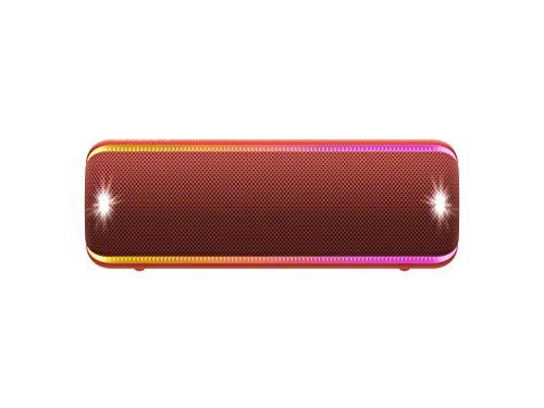 SONY SRS-Xb32 Extra Bass Portable Bluetooth Speaker, Red (SRSXB32/R)