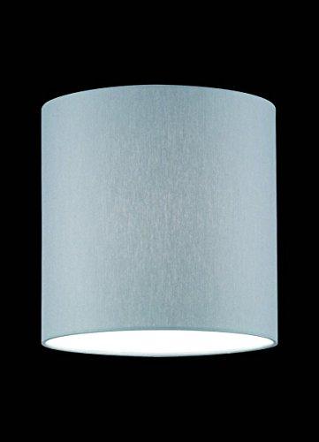 Preisvergleich Produktbild Lampenschirm Shine - Loft Modular 4 / chintz grauer Stoff