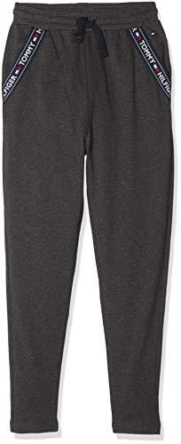 Tommy Hilfiger Drop Crotch Pant Pantalones de Pijama para Niños
