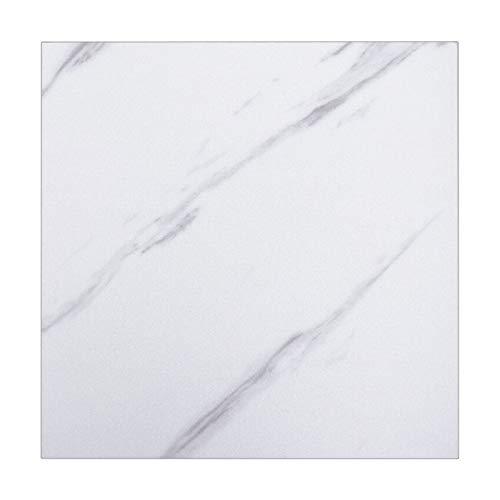 Pegatina de Pared Suelo Impermeable Etiquetas Autoadhesivas Papel del baño de mármol Pared Pegatinas decoración de la casa Calcomanías Aplique (Color : 81014 1, Size : 1 Piece)