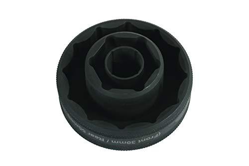 Laser 6356Rad Schlag Stecknuss, 55/30mm