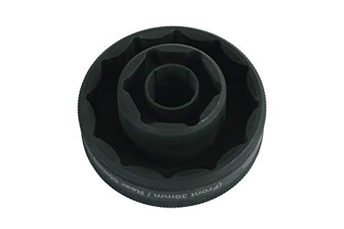 Laser, Bussola a Impatto per Ruota, 55 mm / 30mm, Modello 6356 (Etichetta in Lingua Italiana Non Garantita)