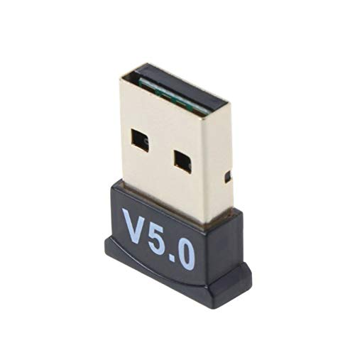 TenYua Wireless 5.0 Bluetooth USB Adapter Bluetooth Dongle Bluetooth Transmitter USB Adapter for Computer PC Laptop Wireless Mouse