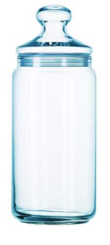 Luminarc Bote de 1,5 l con Tapa, 1 Unidad