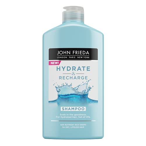 John Frieda Hydrate and Recharge Shampoo, 250 ml