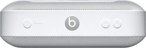 Apple Beats Pill+ Altavoz portátil estéreo Blanco - Altavoces portátiles (2.0 Canales, Inalámbrico y alámbrico, 1,5 m, Altavoz portátil estéreo, Blanco, Teléfono móvil/Smartphone)