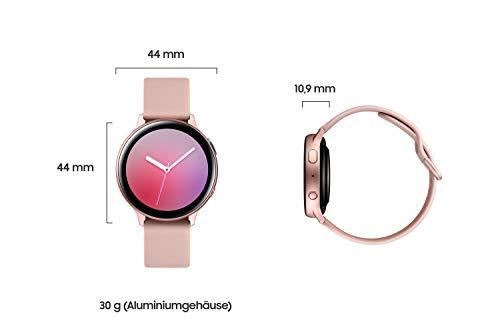 Samsung Galaxy Watch Active2 - Smartwatch, Bluetooth, Dorado, 44 mm miniatura