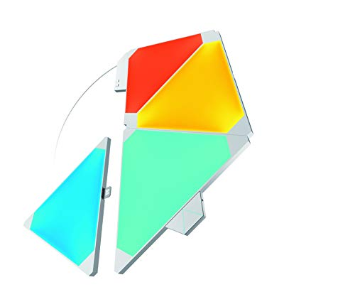 Photo de nanoleaf-light-panels-smarter-kit-mini