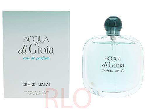Acqua di Gioia Eau de Parfum für Damen, femininer Duft, 100 ml