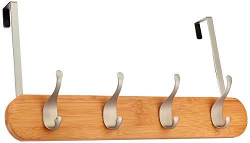 AmazonBasics - Kleiderhaken für die Tür - Doppelhaken