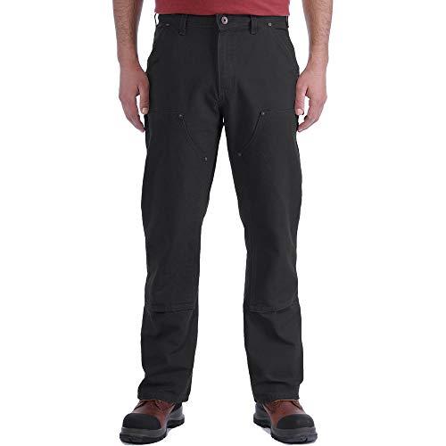 Carhartt Herren Rigby Five Pocket Hose, Black, W30/L32