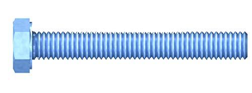 X10/Crochets /à vis avec croix Slot Heavy Duty en acier galvanis/é auto-taraudeuses Bois 5,2/x 50/mm