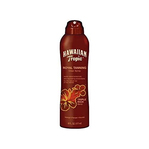 Hawaiian Tropic Royal Tanning Blend Spray 5.4 oz