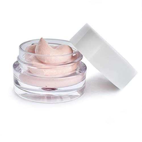 FRENCHIE JARS | 50pcs x 5 Gram (5 ml) Cosmetic Containers - Sample Containers with lids - Sample Jars Tiny Makeup