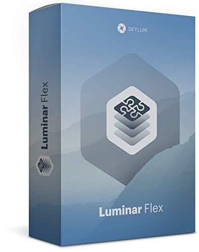 Luminar Flex – AI-betriebene Fotobearbeitungs-Plugin für Fotoshop, Lightroom Classic, Photoshop-Elemente, Fotos für MacOS und Apple Blende