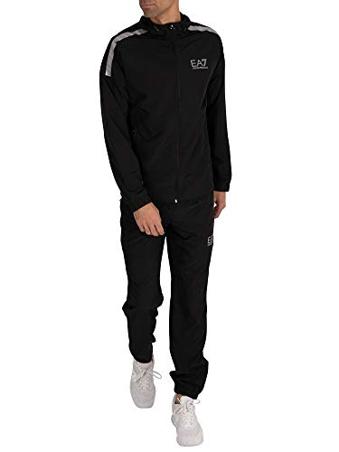 EA7 Tennis Pro Hooded Trainingsanzug Herren
