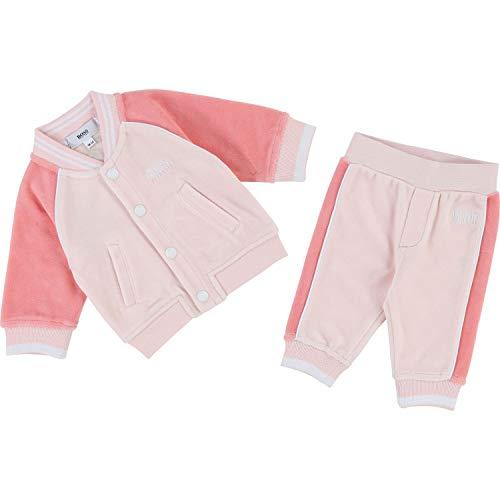 Hugo Boss Baby Nicky Jogginganzug Mädchen rosa Grösse 18 Monate