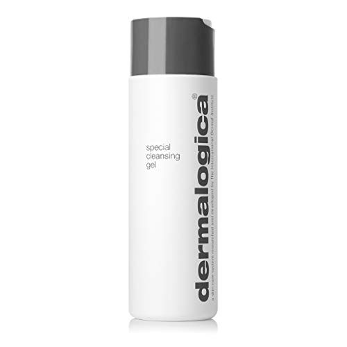 Dermalogica Special Cleansing Gel (8.4 Fl Oz) Gentle-Foaming Face Wash Gel for Women and Men - Leaves Skin Feeling Smooth And Clean