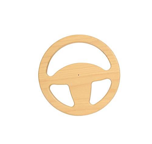 Spielzeuglenkrad aus Holz