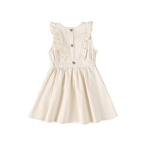 GLIGLITTR Toddler Baby Girl Cotton …