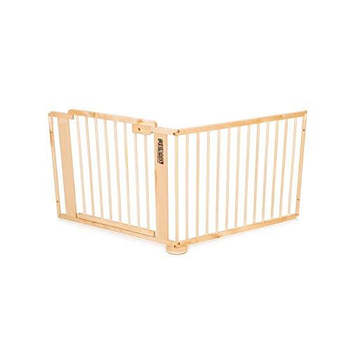 ONE4all 1+1 Barrière de sécurité modulable/barrière d'escalier et barrière pour porte