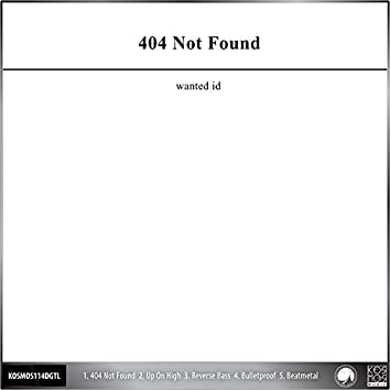 404 Not Found EP
