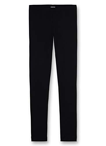 Sanetta Jungen Pants Long Schlafanzughose, Schwarz (Super Black 10015), 164