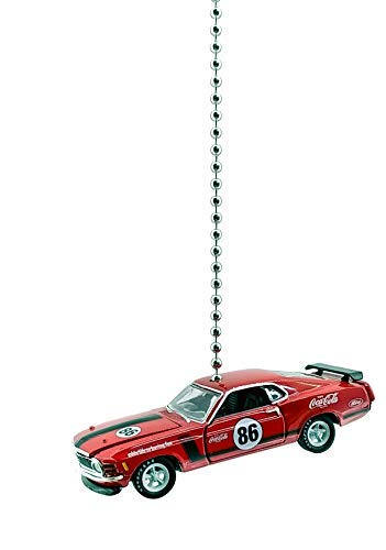 CTR Customs Ford Mustang Shelby Diecast Car Ceiling Fan Pull...