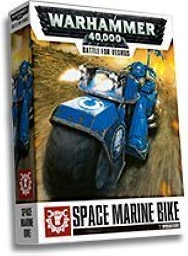 entrega de rayos Warhammer 40,000 Battle for Vedros Space Marines Marines Marines Bike by Warhammer  tienda en linea