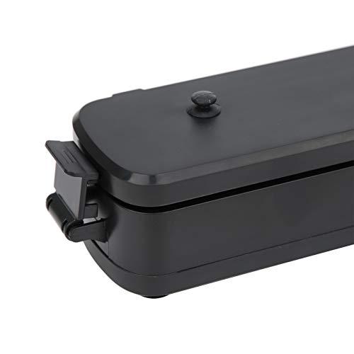 Máquina de envasado de alimentos, sellador de alimentos automático Luces indicadoras LED Envasado al vacío rápido Enchufe europeo de 90 W Máquina de sellado al vacío portátil, para cocina,