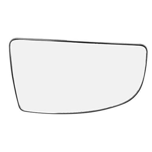 X AUTOHAUX Passenger Right Side Mirror Replacement Lower Part Glass with Plate...