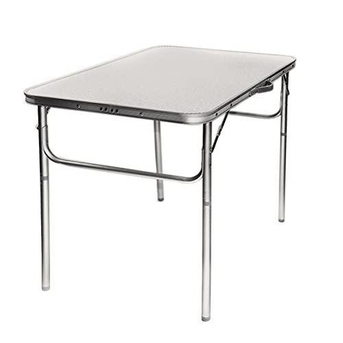 DUE ESSE Table PIC-Nic en aluminium 75 x 55 x 59 cm