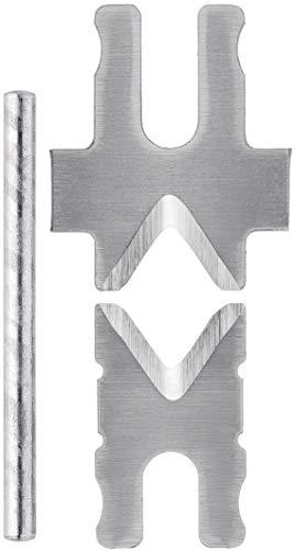 KNIPEX 12 69 21 1 paire de lames de rechange pour 12 62 180