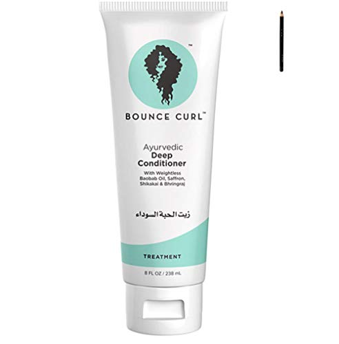 Bounce Curl Ayurvedic Deep Conditioner | Curly Hair Deep Conditioner | 238ml