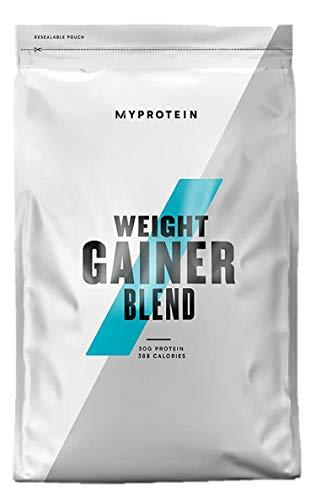 MyProtein Weight Gainer, 1er Pack(1 x 2.5 kg)