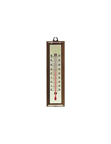 JAG DIFFUSION STIL Thermomètre, Marron, 10 x 11 x 12 cm