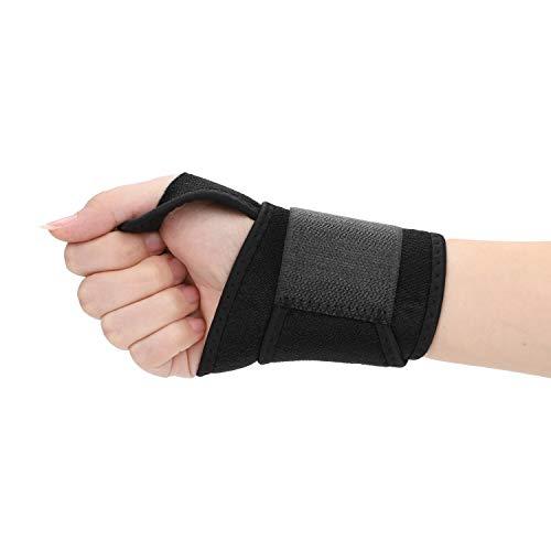 Wrist Brace Support Adjustable Compression Hand Straps Wrist Support Wraps for Men Women Yoga...