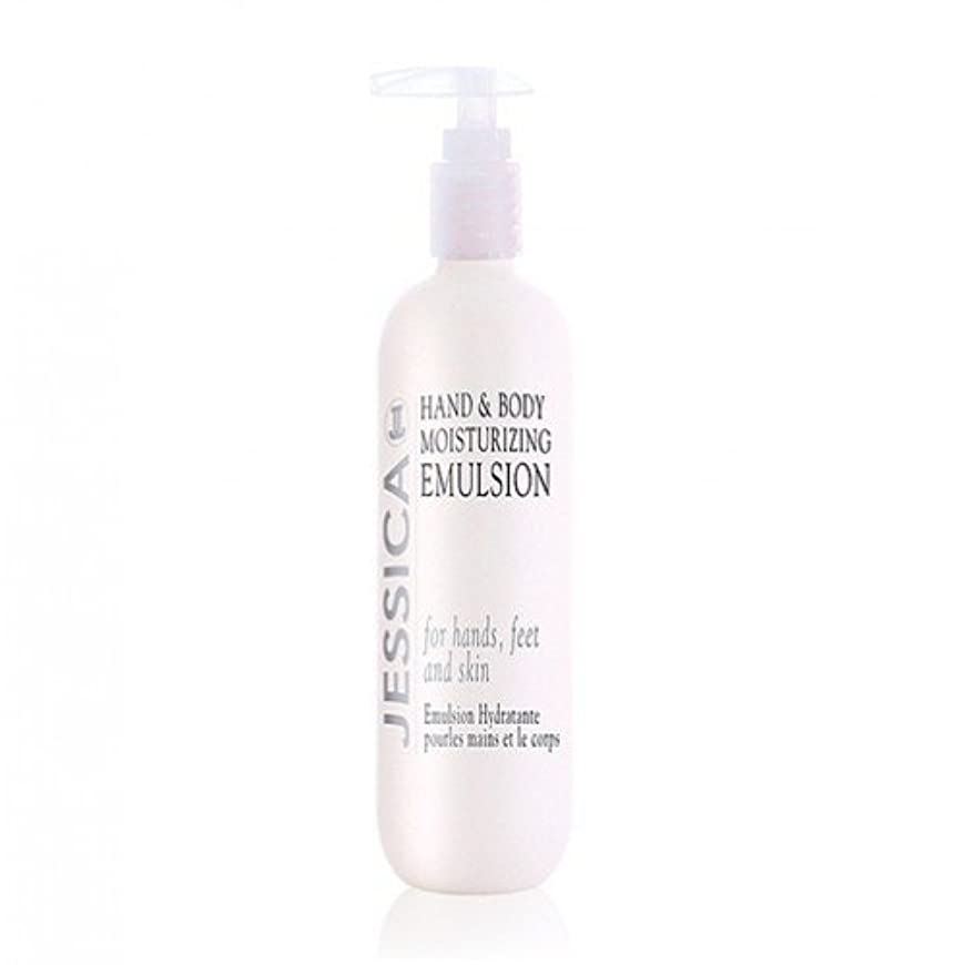 モザイク基本的な咳Jessica Hand & Body Essentials - Moisturizing Emulsion - 32oz / 947ml