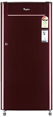 Whirlpool 190 L 3 Star Direct Cool Single Door Refrigerator(205 GENIUS CLS 3S WINE ALPHA-E, Wine Alpha)