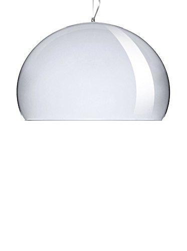 KARTELL Lampada A Sospensione LED Fl/Y Small cromo