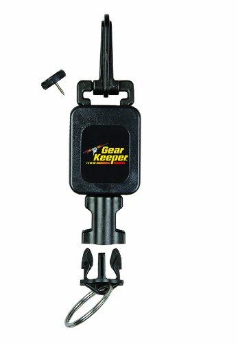 Hammerhead Industries Gear Keeper RT4–5972Kleine Taschenlampe Retractor Combo Mount (Snap/Gewinde Ohrstecker) mit F/c-ii Split Ring Zubehör