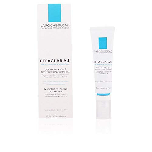 La Roche-Posay, Crema correctora y anti-imperfecciones (piel madura, normal, seca) - 15 ml.