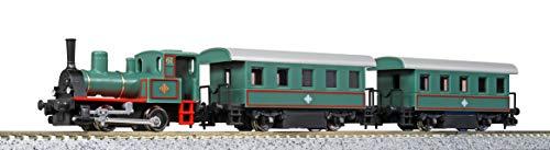 KATO Nゲージ チビロコセット たのしい街のSL列車 10-503-1 鉄道模型 蒸気機関車