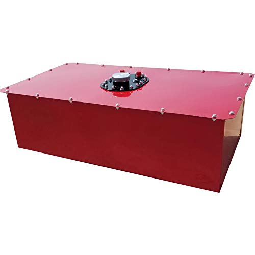 RCI 22 Gallon Steel Can Fuel Cell, Bladder/Flapper, Black
